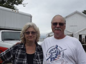 SUE AND JAY CAMPBELL