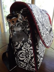 Side view bottle pockets on both sides