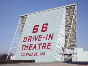 RTE 66 Drive-In Theatre