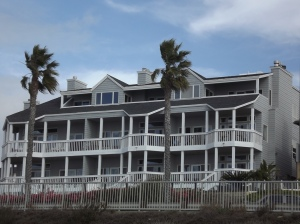My favorite beach front condos....  I could live here