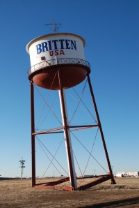 Water Tower Groom TX