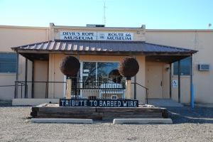 Devil's Rope Museum. McClean TX