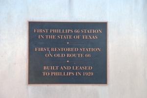 Phillips 66 Marker
