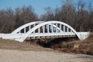 Marsh Arch Rainbow Bridge