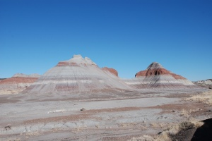TeePee Mountains Painted Dessert (4)