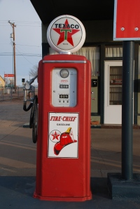 Trade Station Gas Pump