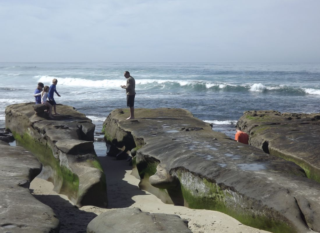 an overview of the beach formation in california coast Our best beaches: california california's coast stretches 1,100 miles (1770 km) and is home to beaches that range from tranquil to rugged and everything in between a visit to the golden.