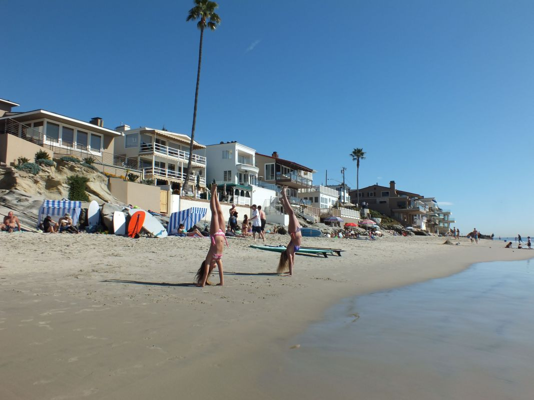 Cities By The Beach In Southern California