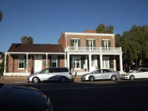 America's most famous haunted house - Whaley House