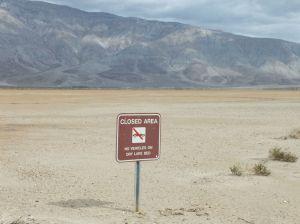 Clark's Dry Lake