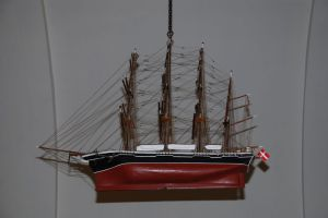 Ship at Bethania