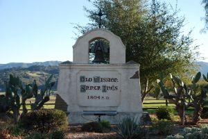 Saint Ines Monument (Photo by Bill Toninato)