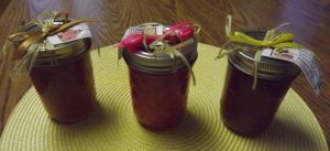 CANDIED APPLE PASTRIES JAMS AND JELLIES