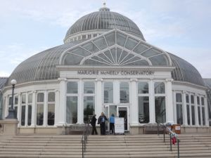 Margery McNeely Conservatory