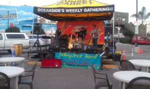 Live Entertainment at the Oceanside Sunset