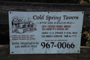 OLD STAGE COACH TAVERN SIGN