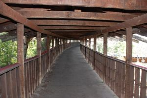 COVERED WALKWAY # 02-2012HOR