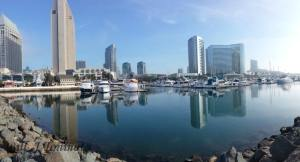 REFLECTIONS FROM SEAPORT VILLAGE