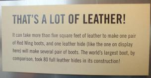 LOT OF LEATHER