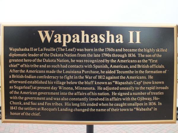 WAPAHASHA II