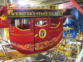 FINISHED STAGE COACH