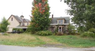 ABANDONED HOUSE IN BARTON