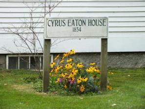CYRUS EATON HOUSE