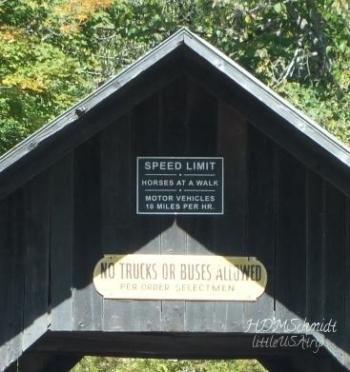 EMILY'S BRIDGE SIGNS