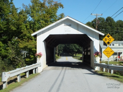 FULLER COVERED BRIDGE