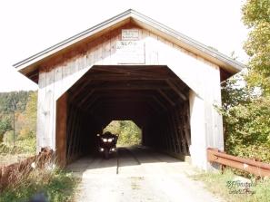 HOPKINS COVERED BRIDGE