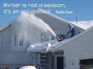 WINTER IS NOT A SEASON