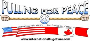 USA/CANADA PULLING FOR PEACE