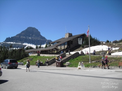 LOGAN'S PASS VISITOR'S CENTER