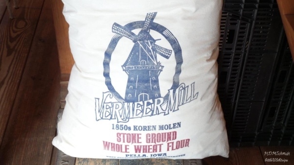 P WM BAG OF FLOUR