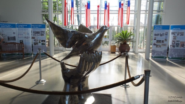 SCULPTOR: ART NORBY OF NEW LONDON MN