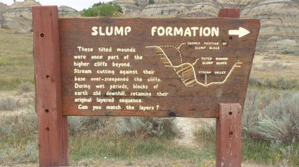 NU SLUMP FORMATION