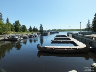 VOYAGEURS NATIONAL PARK DOCK