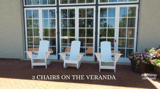 Veranda overlooks Zumbro River Valley