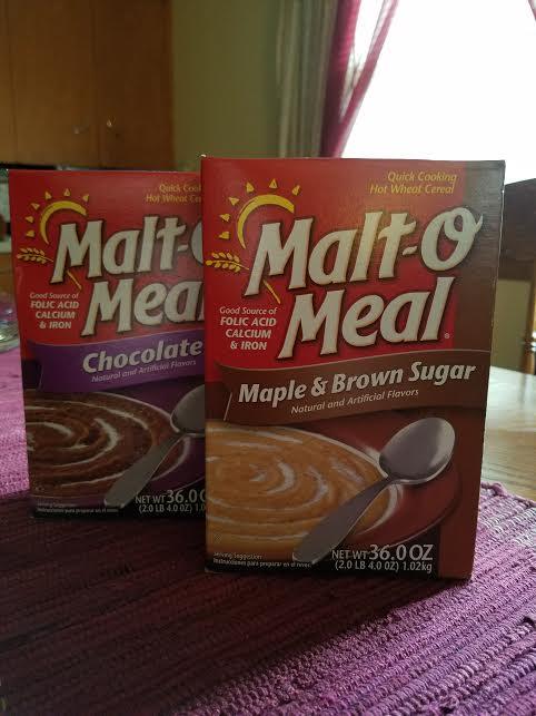 MALT O MEAL